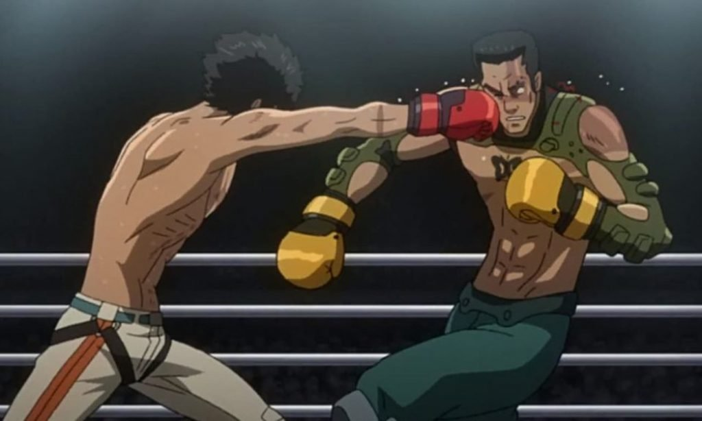 Boxing Anime of All Time