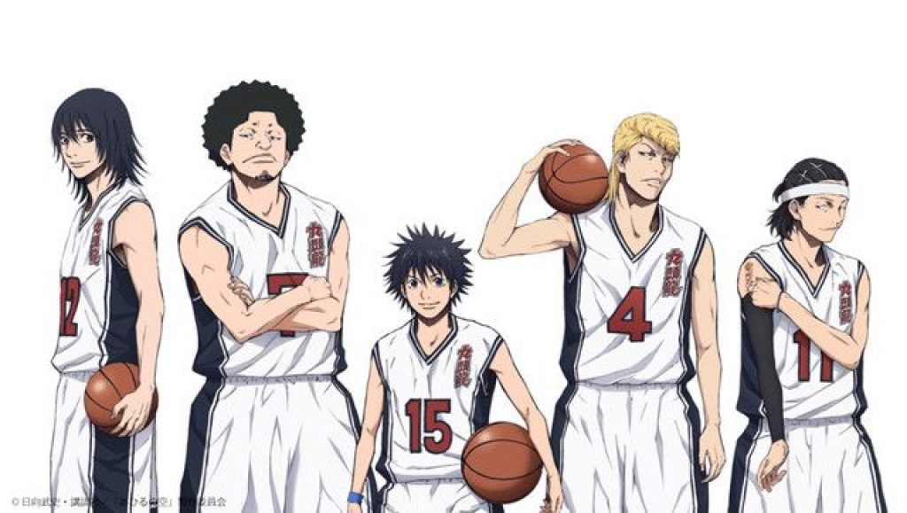 best basketball anime