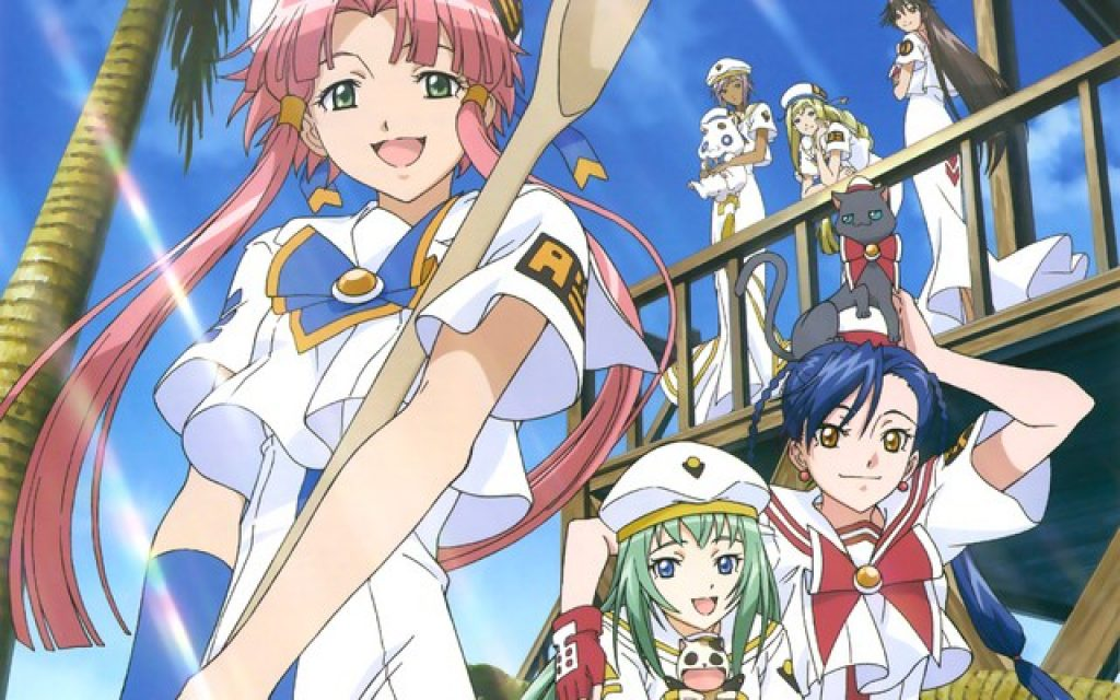 best water sports anime