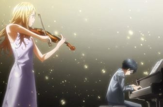 piano anime your lie in april