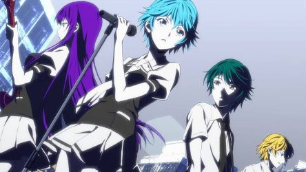 Top 25 musical anime of all time