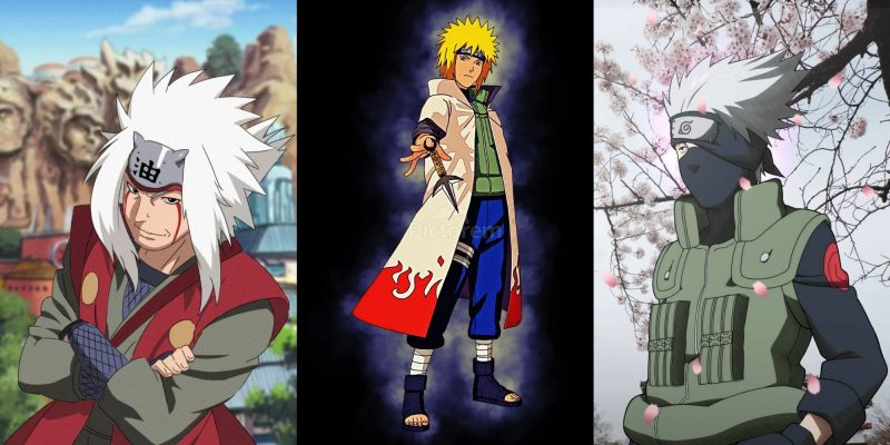 Top 10 Smartest Naruto Characters of All Time