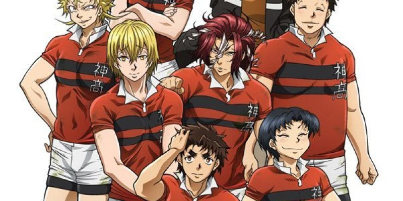 Top 5 Rugby Anime of all Time