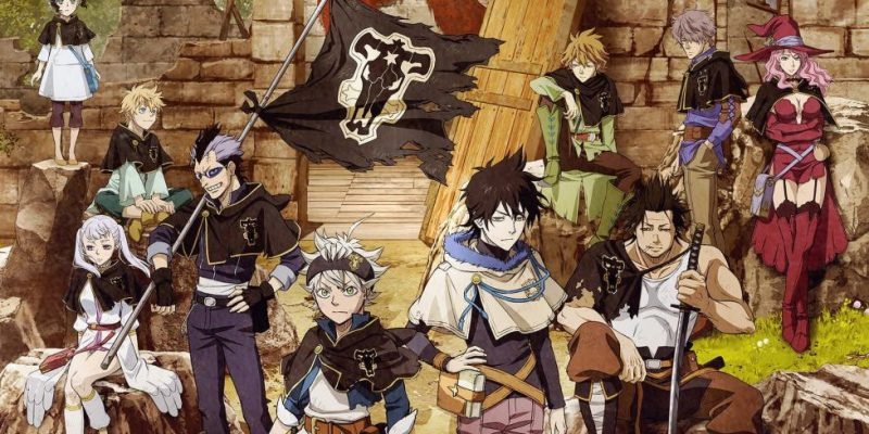 Black Clover: Top 10 Strongest Characters