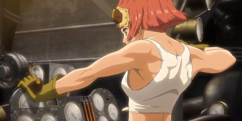Top 15 Ripped Anime Girls