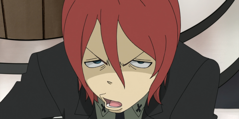 Top 10 famous quotes of Spirit Albarn from anime Soul Eater